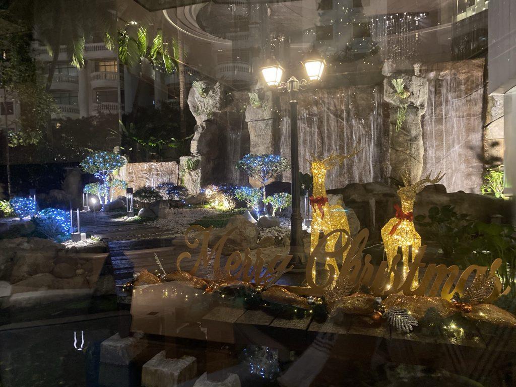 インターコンチネンタルホテル クアラルンプール エントランス
